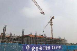漳州高新区重大利好市医院高新院区门诊医技楼等年底有望封顶
