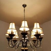 403208水晶吊灯台灯灯具灯饰 欧式灯 古典灯