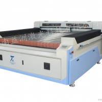 济南益洲Y1630全自动送料布艺沙发激光裁床