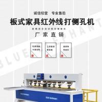 蓝象 高速侧孔机 板式家具生产线  橱柜家具生产线
