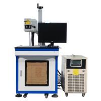 激光打标机 紫外激光打标机 马桶盖LOGO激光刻字机 激光打标机厂家