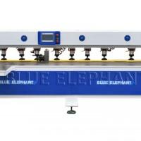 蓝象 侧孔机  板式家具生产线  橱柜家具生产厂家