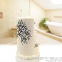 供应欧克斯 陶瓷马桶刷套件     浴室用品   家居用品