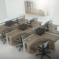 屏风桌办公卡位员工卡位办公桌组合屏风桌单人位屏风桌双人位屏风