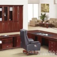 品牌办公家具卓瑞老板办公桌公司用大班台中泰总裁桌现代简约