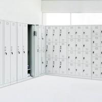 供应江西文件柜落地柜资料柜档案柜木质多功能储物办公柜公室多格储物柜