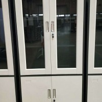 供应武汉文件柜,铁皮柜,档案柜,通体玻璃凭证柜,多层铁质文件存放柜