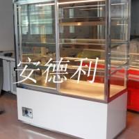 直销安德利特价推出直角蛋糕柜 立式蛋糕柜冷藏柜展示柜 保鲜柜点心柜 价格实惠
