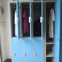 衣柜  员工储存柜 工厂车间2门衣柜 宿舍6门柜柜 8门柜