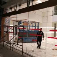 衢州玻璃门深圳厂家全自动感应玻璃门工厂批发自动圆弧门机组感应玻璃门
