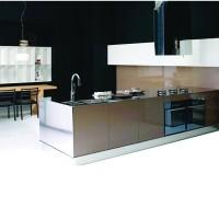 德尔诺  山东**不锈钢橱柜 橱柜定做 整体厨房橱柜定制 304不锈钢橱柜
