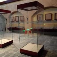 华艺恒辉 独立柜博物馆独立柜 专用玻璃展柜 博物馆展览柜文物四面独立