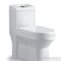 优等品促销价洁具卫浴墙排或地排多坑距配脲醛盖板UF陶瓷马桶