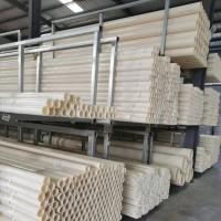 厂家现货直供ABS管材 米黄色ABS管道 耐腐蚀塑料硬管 化工管 加药管 抗冲击强硬度高质轻价优