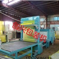 加工生产 大型包装机械-管材包装机 收缩膜包装
