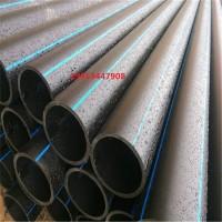 pe给水管 黑色给水管 聚丙烯管材 城市供水管 PE城市管道工程