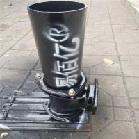 各种规格W型柔性铸铁管及管件