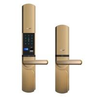 流光C8 锁 指纹锁 智能锁 防盗门锁 家用防盗门锁