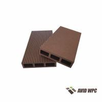 爱瑞德100*25塑木地板、木塑地板