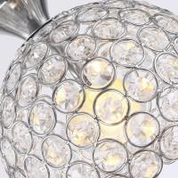 JOIHU现代简约三头方形水晶客厅灯卧室灯创意大气餐吊灯饰