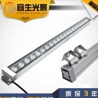 工厂直销 36W大功率LED洗墙灯 投光灯 led线条灯 七