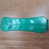 【鼎天】** 玻璃钢S片形防眩板  玻璃钢防眩板 玻璃钢树叶型防眩板**厂家