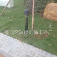 80cm铸铝草坪灯 特色花园灯 led豆芽草坪装饰灯
