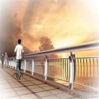 桥梁LED灯光护栏 河道景观灯光护栏 夜间发光桥梁护栏 扮靓城市河道桥梁护栏