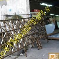 中式 隔断豪华彩色不锈钢屏风尽在伟煌业不锈钢屏风花格厂