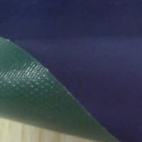 双面贴合PVC夹网布 下水裤面料