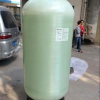 直径900mm16吨/时的玻璃钢软化罐 地下水除铁锰的玻璃钢过滤罐