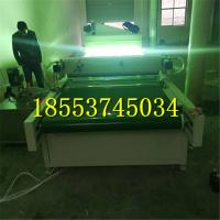 高精密玻璃淋幕机 定做平面UV淋幕机 大理石UV淋涂机