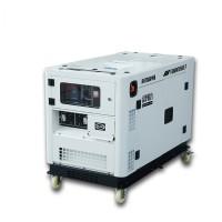 施工用10kw柴油发电机价格