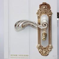 815-871 木门锁轴承新款 机械执手室内门锁仿古房门锁五金