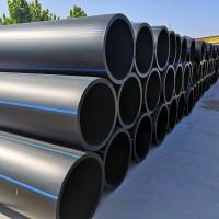 PE100级给水管材φ560 pe农田灌溉管材  pe给水管 山东PE自来水管 聚乙烯塑料管厂家直供