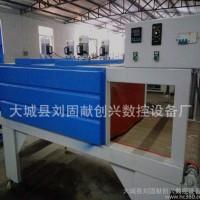 低价采购保温板PE膜热收缩包装机 加宽型封切收缩机 管材套膜机