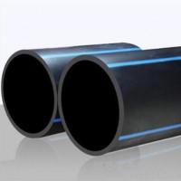 河北【宝泰】大量供应PE聚乙烯给水管 直径110的10公斤的PE管材 穿线管 拉管