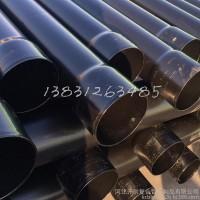 提供各种型号热浸塑钢管,内涂塑钢管,热浸塑电缆保护管等电力管材